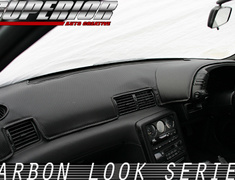 Superior Auto Creative - Carbon Look Dash Mat
