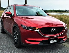 CX-5 - KF2P - Front Grill Lower Frame - Construction: FRP - Colour: Unpainted - cx-5-kf-front-grille-lower-frame-01