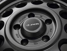 - JAOS Center Cap (x1) - Colour: Black - D2428-49910