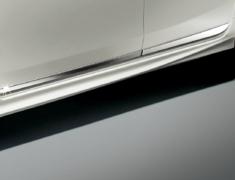 Prius Alpha - ZVW40W - Side Skirt - Construction: PPE - Colour: Unpainted - D2611-34210-00