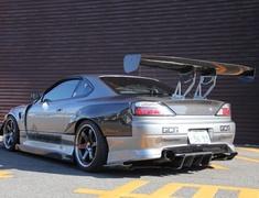 Silvia - S15 - Construction: Carbon - GMS15-DTTC