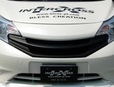 Note - E12 - Front Grill - For cars without front mounted cameras - Construction: FRP - Colour: EAK: Beat Nick Gold - Colour: K23: Brilliant Silver - Colour: KAD: Dark Metal Gray - Colour: KH3: Super Black - Colour: LAE: Aurora Move - Colour: NAH: Radiant Tread - Colo