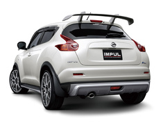 Juke - F15 - Rear Single Wing - Construction: FRP - Colour: Unpainted - IMPULAS-NF15-RSW