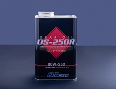 - Type: Full Synthetic - Grade: 80W-250 - Size: 1L - OS80W-250-1L