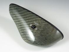 - Material: Carbon (Plain Weave) - Material: Kevlar Carbon (Twill Weave) - Material: Silver Carbon (Twill Weave) - ZOOME-MON240-CAR