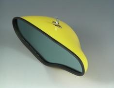 - Material: FRP - Colour: Piano Black - Colour: Red - Colour: White - Colour: Yellow - ZOOME-MON240-FRP