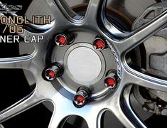Project Kics - MONOLITH Wheel Nut Inner Caps
