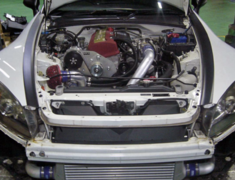 S2000 - AP1 - Supercharger: GT2-7040 - 12001-AH010