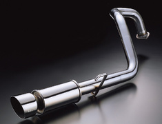 Land Cruiser - GDJ150W - Pieces: 1 - Pipe Size: 60mm - Tail Size: 100mm - Tail Type: Slant Cut - MS153-60003