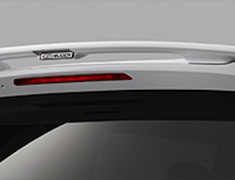 Odyssey - RC1 - Wing Spoiler - Construction: ABS - Colour: Crystal Black Pearl (CB) - Colour: Platinum White Pearl (PZ)) - Colour: Premium Venus Black Pearl (PV) - 84112-XML-K0S0-##