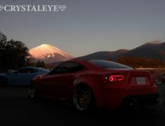 Crystaleye - Vulcan Fiber LED Tail Lights V.2
