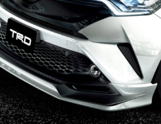 C-HR - ZYX10 - 504 Front Spoiler (without LED) - Colour: White Pearl Crystal Shine (070) - MS341-10003-A0