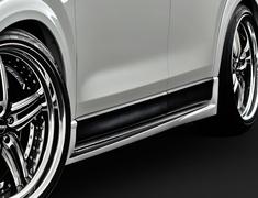 CX-5 - KF2P - Side Steps - Two-Tone - Construction: FRP - Colour: Jet Black Mica (41W) - Colour: Machine Gray Premium Metallic (46G) - Colour: Matte Black - Colour: Snowflake White Pearl Mica (25D) - Colour: Sonic Silver Metallic (45P) - Colour: Soul Red Crystal Metall