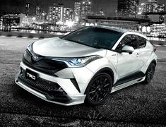 """C-HR - ZYX10 - Colour: Black Mica - Colour: Diamond Cut Silver - Size: 18"""" - Width: 7.5J - Offset: +51 - MS213-00098"""