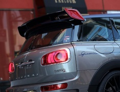 Giomic - GT Style Wing Kit for F54