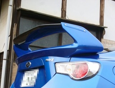 86 - ZN6 - Specify OEM Paint Code + Clear Coat on Carbon - Material: FRP with Carbon Blade - Colour: Painted - SCRW-BRZ86-FRPCARP