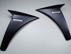 IS 200t - ASE30 - Front Fender Panel - Construction: Carbon - Colour: Matte Clear - AIMVIPEXE-IS-FFPC