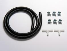 Turbocharged - Twin Turbo Hose Set - 4599-RA009