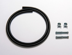 Turbocharged - 4mm Hose Set - 4599-RA010