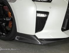 GT-R - R35 - Front Short Lip - Construction: Carbon - KAN110