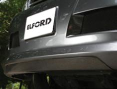 Land Cruiser - GRJ151W - Front Bumper Carbon Panel - Construction: Carbon - ELF-LC150E-FBCP