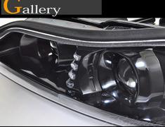 Silvia - S15 - Color: Black - 78W-FLEDV2-S15