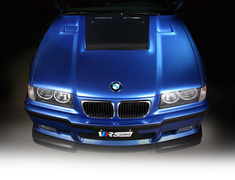 M3 Coupe - E36 - M3B - Cooling Bonnet - Construction: Carbon - VBB-3602