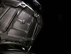 M3 Coupe - E92 - WD40 - Light Weight Bonnet (Normal Shape) - Construction: Carbon - Plain Weave - VBB-9207