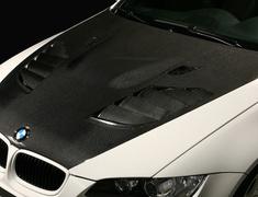 M3 Coupe - E92 - WD40 - Cooling Bonnet - Construction: Carbon - Plain Weave - VBB-9209