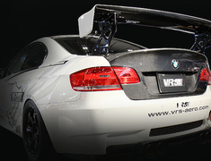 M3 Coupe - E92 - WD40 - Light Weight Trunk Hood - Construction: Carbon - VTB-9202