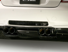 M3 Coupe - E92 - WD40 - Rear Diffuser System-1 - Construction: Carbon - Twill Weave - VAB-9207