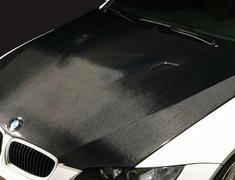 M3 Coupe - E92 - WD40 - Light Weight Bonnet (Normal Shape) - Construction: Carbon - Twill Weave - VBB-9202