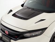 Civic Type R - FK8 - Cooling Bonnet Hood - Construction: VSDC - VBHO105V