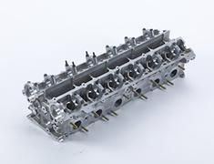 Skyline GT-R - BCNR33 - Cylinder Head - OEM Part Number: 11040-05U00 - 11040-RHR20