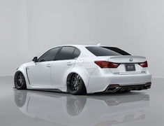 GS250 - GRL11 - Perfect Body Kit - Construction: FRP - Colour: Unpainted - AIMPVIPGT-GSE-PBK