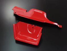 Axela - BM5FP - Construction: FRP - Color: Red - MBM9B00
