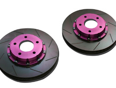 RX-7 - FD3S - Type: Front - Size: 313mm x 32mm - Bell Housing: Purple - BR.R2.GZ0217F