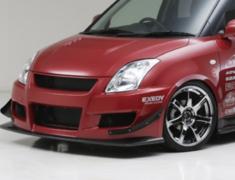Swift - ZC11S - Material: FRP & Carbon - Front Aero Bumper & Carbon Lip
