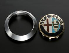 Alfa Romeo - Supported wheels: ADVAN Racing RS, RS-D, RZ, RZ-DF, TCIII, RT, RSII, GT, RGIII, RS-DF - Diameter: 65mm - Hole: PCD 110 - Quantity: 1 - V0888