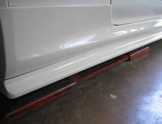 Skyline - R34 25GTT - ER34 - Side Step Under Spoilers - Material: FRP - Colour: Unpainted - R34-SSUS-2DR