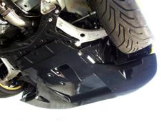 Lancer Evolution X - CZ4A - Front Diffuser - Construction: FRP - 8014M-M002