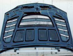 Lancer Evolution IX - CT9A - GT Bonnet - Construction: Carbon - ET-2
