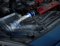 WRX STI - VAB - Construction: Carbon/FRP/Aluminum - 0412302