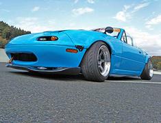 Roadster - NA6CE - Material: FRP - Colour: Unpainted - JS-NAFLCR