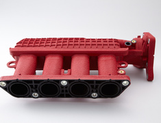 CR-Z - ZF1 - Construction: Resin - Color: Red - 17110-ZF1-R00