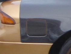 GTO - Z15A - Filler Door Cover - Material: Carbon - PRM-GTO-CARFD