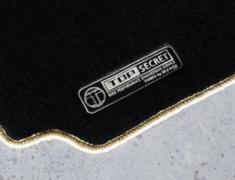 Top Secret - Original Floor Mats
