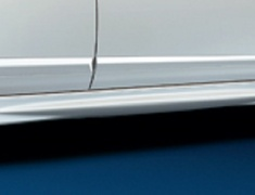 Civic - FD1 - Side Spoiler - Construction: PPE - Colour: Unpainted - 70219-XKP-K0S0-ZZ