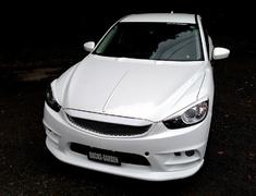 CX-5 - KE2AW - Material: FRP - Color: Unpainted - Cx-5-front-bumper-01