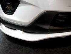 CX-5 - KE2AW - Material: FRP - Colour: Unpainted - Cx-5-front-under-spoiler